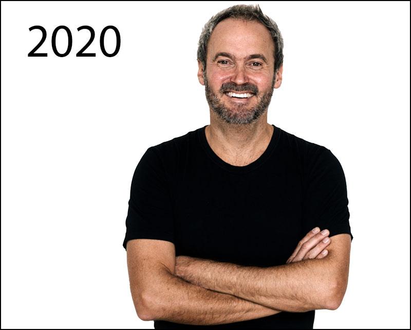 my 2020 headshot