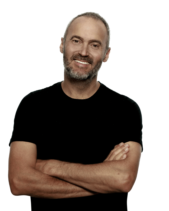 Mark Bond Portrait and Branding Photographer in my Sydney Studio